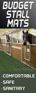 horse stall mats don t have to be expensive here are some of the
