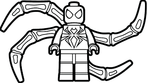 Awesome Lego Coloring Pages Outstanding Attack Coloring Pages For