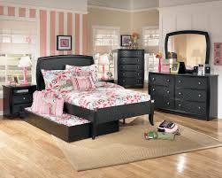 sophisticated bedroom furniture. Sophisticated Bedroom Interior Design With Black Furniture Accent Featuring Captain Bed Trundle Combined . B