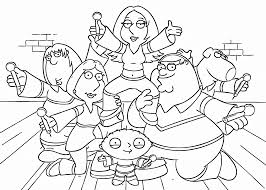 Small Picture Printable Pictures Coloring Pages Family Guy 31 With Additional