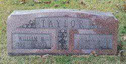 Ida Sharp Taylor (1895-1964) - Find A Grave Memorial
