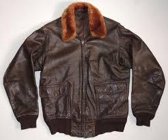 vtg wwii era us navy m422a goatskin leather flight jacket 42 g 1 an6552 er