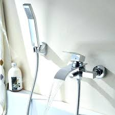 hose for tub faucet bathtub faucet hose chrome plated tub taps waterfall wall in mounted bathroom hose for tub faucet