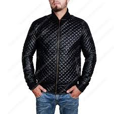 faux leather motorcycle jacket for mens zoom slim