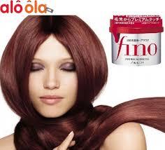 Kết quả hình ảnh cho kem ủ tóc fino