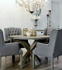 gray round table grey washed round dining table grey dining room chairs best gray tables ideas on within in grey washed round dining table gray pool table
