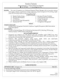 Falcone Andrew Resume PDF. Andrew Falcone Project Manager || Senior Mechanical  Engineer ...