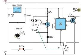 wiring diagram of halogen lamp wiring image wiring 12v halogen dimmer eeweb community on wiring diagram of halogen lamp