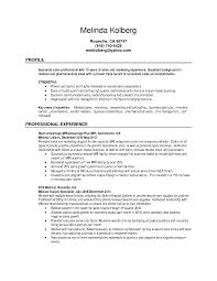 medical s resume cover letter examples