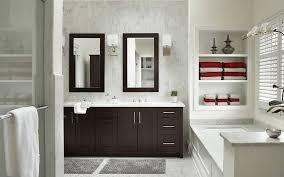 modern bathroom cabinet colors. Bathroom Color Marbled Floor And Dark Wood Vanity Paint Colors Col Modern Cabinet