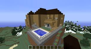 coolest minecraft bedrooms. [1.2.3] minecraft wooden mansion [awesome!] coolest bedrooms
