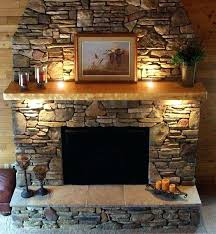 i love fireplaces rock fireplace mantel mantels ideas
