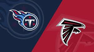 Tennessee Titans Atlanta Falcons Matchup Preview 9 29 19