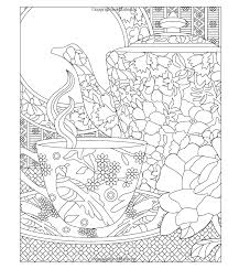 Small Picture Elegant Tea Party Coloring Book Youre InvitedRelax and Enjoy