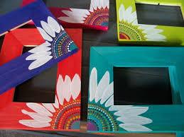 painting picture frames ideas best 25 paint picture frames ideas on painting frames ideas
