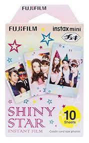 Buy <b>Fuji</b> Instax <b>Shiny Star</b> Instant Mini <b>Film</b> - 10 Prints Online at Low ...