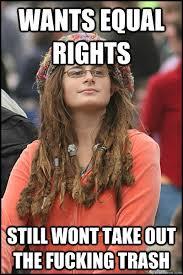 College Liberal memes | quickmeme via Relatably.com
