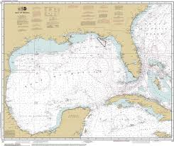 Noaa Chart 11416 Florida Fine Art Noaa Nautical Charts Canvas