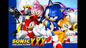 Sonic Adventure XXX YouTube