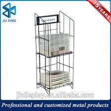 Metal Display Racks And Stands Promotion Metal Wire Newspaper Stands Sale Magazine Rack Metal 37