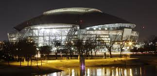 Park Row Lighting Arlington Texas Nfl Dallas Cowboys Cowboys Stadium Arlington Texas
