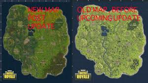 Fortnite New Map Update Time