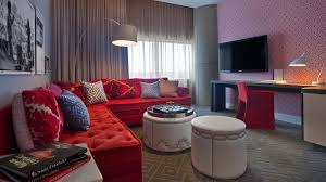 Living Room Furniture Austin Stylish Contemporary Hotel Rooms In Austin Texas W Austin