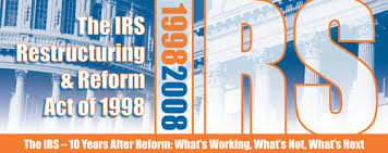 Tax Analysts The Irs 10 Years After Reform Whats