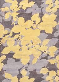 astonishing yellow and gray area rug 21