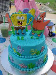 Download Spongebob Squarepants Birthday Cakes Abc Birthday Cakes