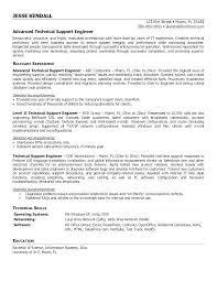 Desktop Support Engineer Resume Samples Visualcv Sample Alid Info
