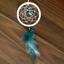 Dream Catcher For Car Mirror Awesome ReinaJewelers On Etsy On Wanelo