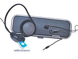 Mobile-review.com <b>Аксессуары Nokia</b>: проводные гарнитуры HS ...