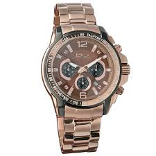 fusion rx rose gold men s watch timepieces international fusion rx rose gold men s watch