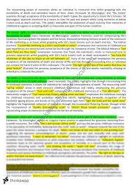 gwen harwood essay year hsc english advanced thinkswap gwen harwood essay