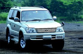 Toyota Global Site | Land Cruiser | Model 90 Series_02
