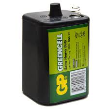 gp greencell extra heavy duty lantern battery