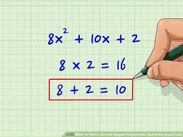 image titled factor second degree polynomials quadratic equations step 18