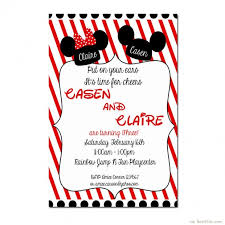 mickey and minnie invitation templates minnie and mickey invitations futureclim info