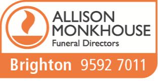Judith Ferrigno   Funeral Notices   Melbourne   My Tributes