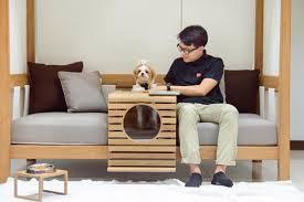 pets furniture. PET Modular Unit Integrated To Human Pets Furniture D