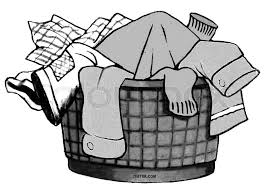 laundry clipart black and white.  White Laundry Basket Clip Art 43  Inside Clipart Black And White W