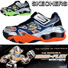 skechers shoes for boys. skechers kids \u0027 sneakers skechers mega-flex pistonz 95560lj boys junior shoes- shoes for h