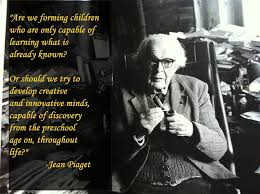 "best piaget jean images educational psychology  ""are we forming children who are only capable of learning what is already known jean piageteducation"