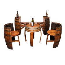 used wine barrel furniture. Modern Wine Barrel Furniture Sonoma Table Set Napa East Collection Xlmljyx Used