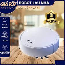 Máy hút bụi, Robot lau nhà thông minh, Robot lau nhà hút bụi sạc điện ES250