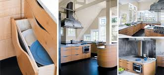 Innovative Use Of Metal In Kitchen Design
