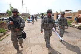 Military Police National Guard File U S Soldiers From 214th Military Police Mp Company Alabama