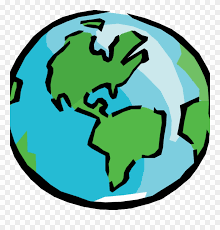 Image result for globe clipart
