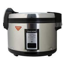 Nồi cơm điện 6.3L Cuckoo CR-3521S, Màu Inox - LuckyBuy.vn